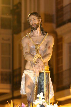 Jesús atado a la ColumnaJesús atado a la ColumnaJesús atado a la Columna